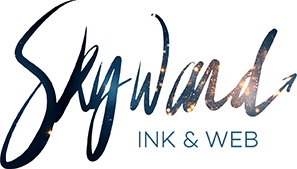 Skyward Ink Brand Design and Websites for Small Businesses and Start Ups