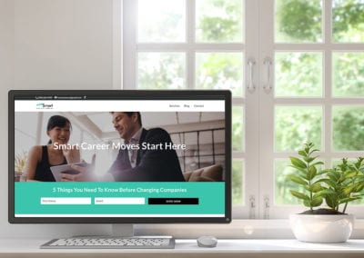 Smart Real Estate Careers Identity and Website